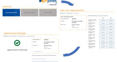 PH Jones launches Customer Portal